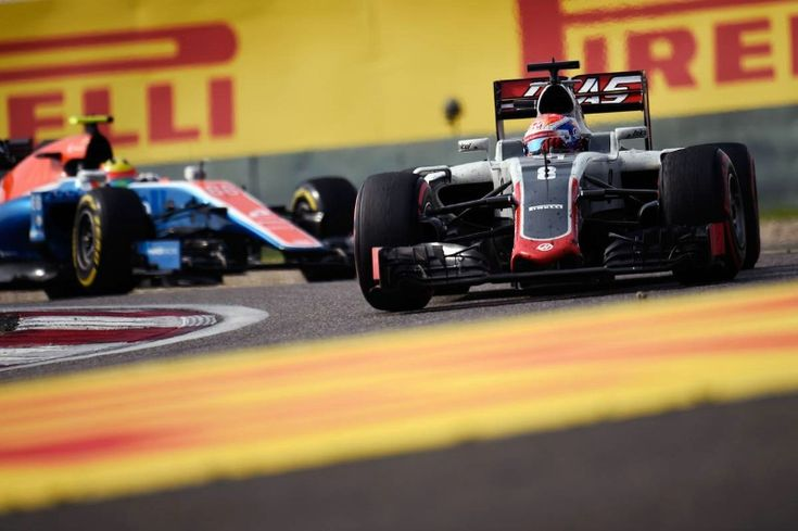 Romain Grosjean - Haas VF16