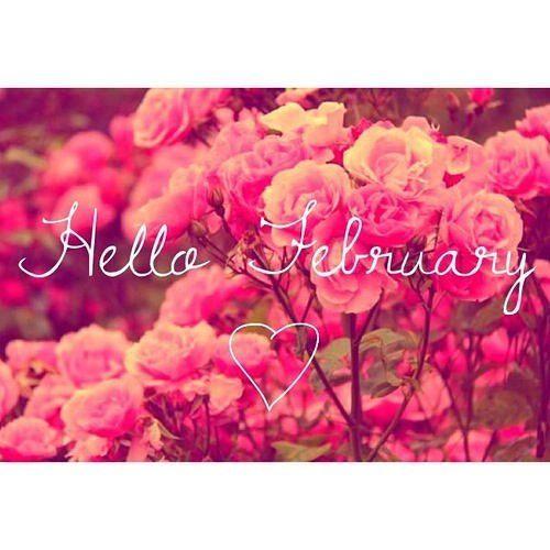 Bienvenido Febrero  Uno de los meses más hermoso del año donde esas demostraciones de amor alegria y cariño estan por todos lados!  Buongiorno   #welcome #february #love #joy #care #byou #becomplete