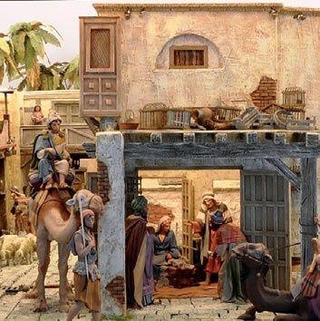 belenes venecianos - Buscar con Google