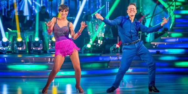 BBC One - Strictly Come Dancing, Series 12, Week 11 - Strictly Live - Week 11