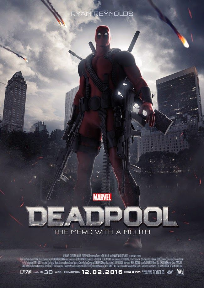 how to download deadpool for free
