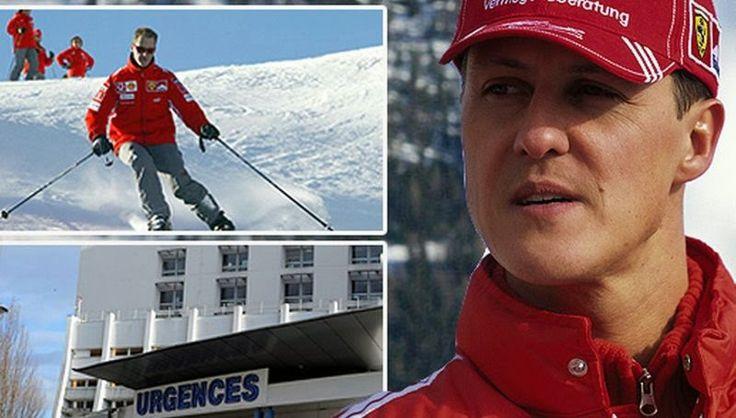 Terima Kasih Telah Mendoakan Schumacher - AlbarruNews