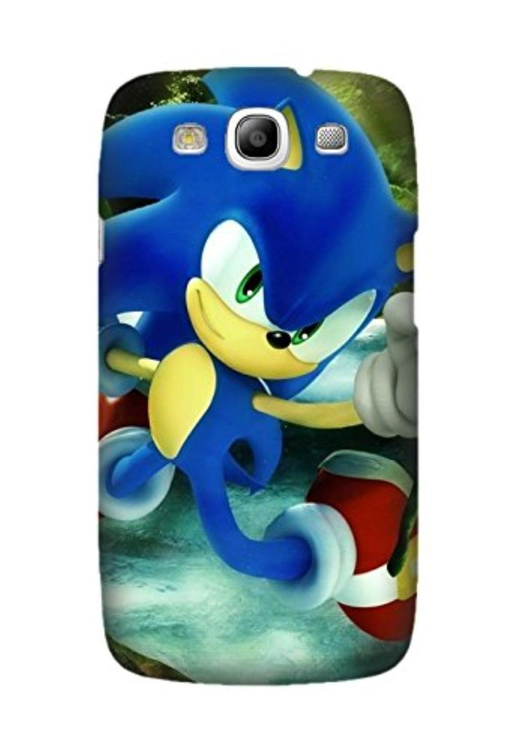 Samsung Galaxy S3 Case - The Best Samsung Galaxy S3 Case - Game Sonic The Hedgehog Design By Tammy Song - Brought to you by Avarsha.com