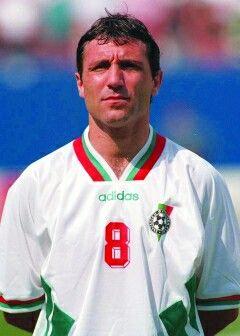 Hristo Stoichkov - Bulgaria
