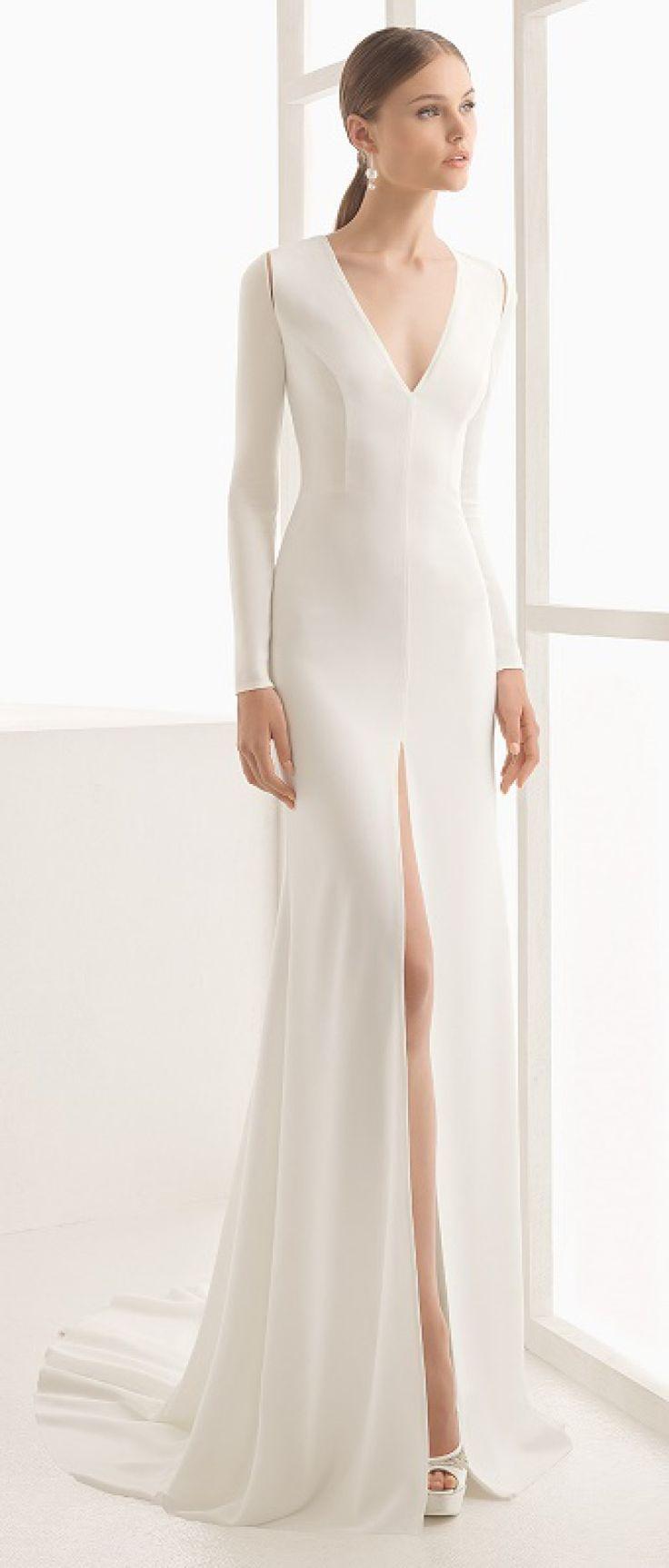 Самые красивые свадебные платья 2017 года свадебные тренды  - свадебная мода 2017 - Роза Клара Rosa Clara 2017  wedding dress