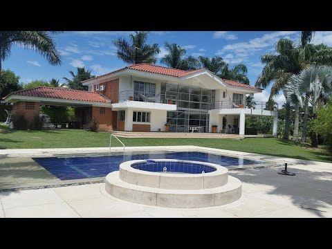 Moderna Casa Campestre Condominio IGUAZU Cerritos Pereira Para Venta - YouTube