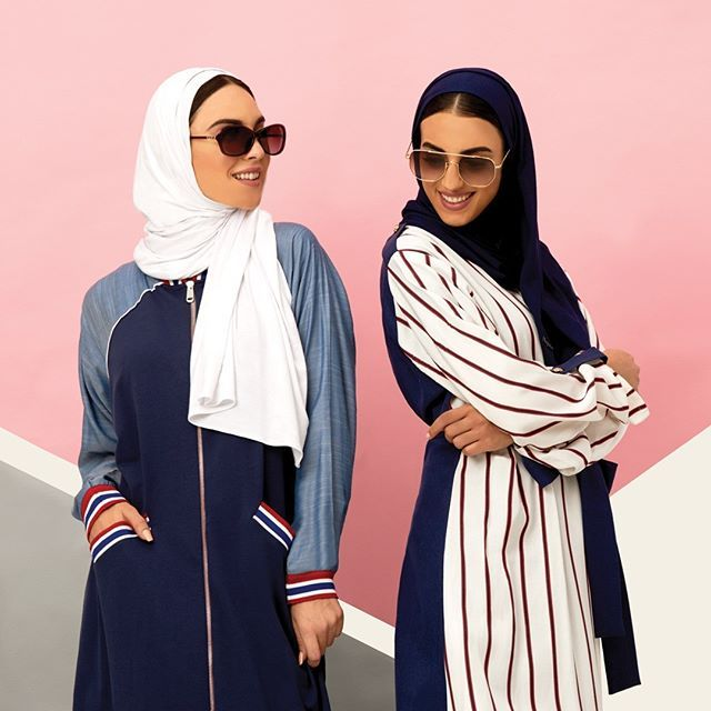 أميرتنا بإطلالة عملية مع عبايات الكاجوال من نعومي موضة Arab Women Women Wear Women