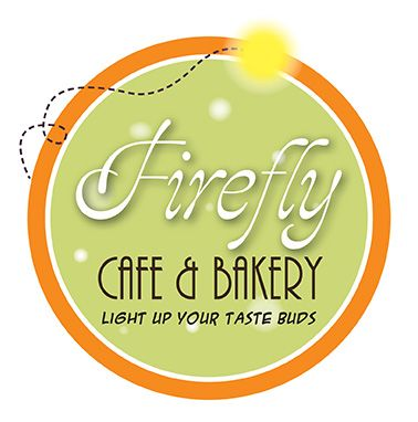 Firefly Cafe & Bakery #logo #design