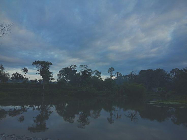 Indonesia jawa blitar country village
