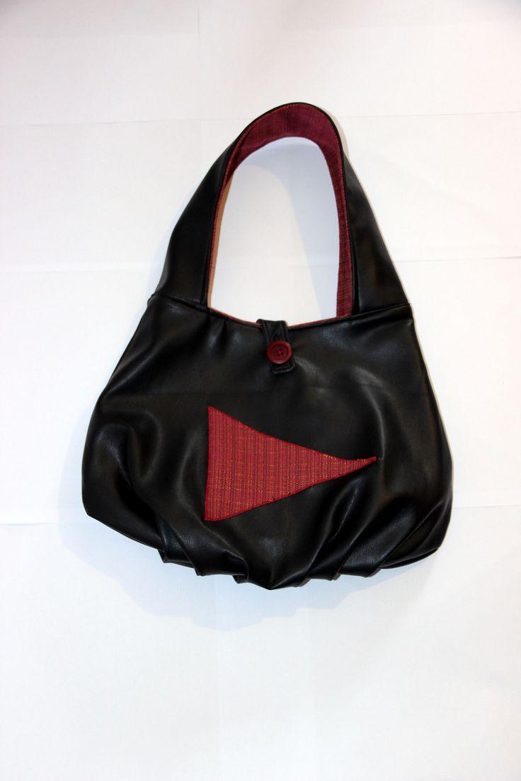 Sac à Main Réversible Lune Appliqué- Kit de Couture Complet DIY : Kits, tutoriels Couture par les-kits-de-liliflower
