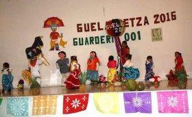 Un éxito la Miniguelaquetza organizada por la Guardería 001 del IMSS