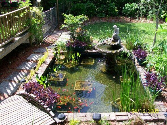 83 best koi pond ideas images on pinterest backyard ponds garden koi pond workwithnaturefo