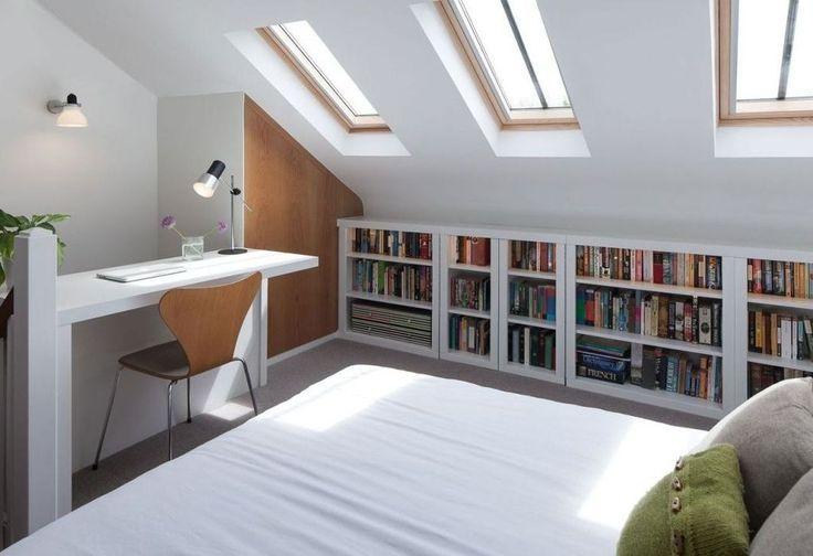 46 Extraordinary Attic Bedroom Designs Ideas Small Attic Bedroom Small Bedroom Bedroom Too Small For Attic Bedroom Small Attic Bedroom Designs Loft Room