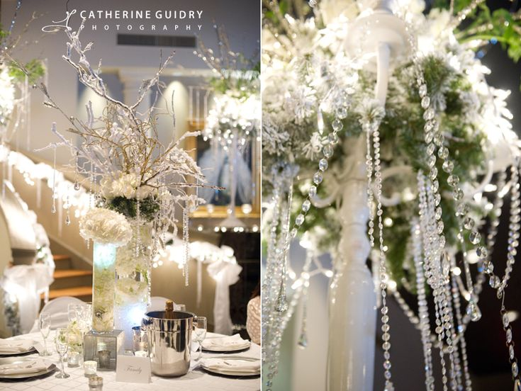 352 best images about winter wedding ideas on pinterest for Winter wedding reception ideas