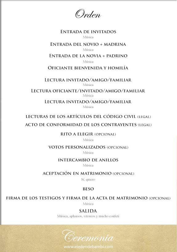 Guión De Ceremonia De Boda Civil Léelo Y Personalizado A Tu Gusto Ceremonias De Boda Maestro De Ceremonias Boda Lecturas De Boda