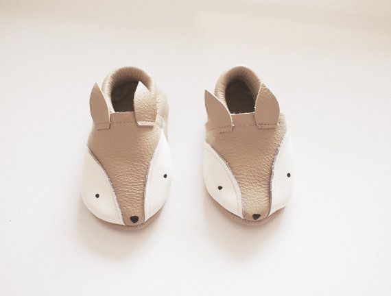 Soft soled leather shoes are perfect for little feet. Experts recommend babies and children wear soft soled shoes until the age of four. Soft