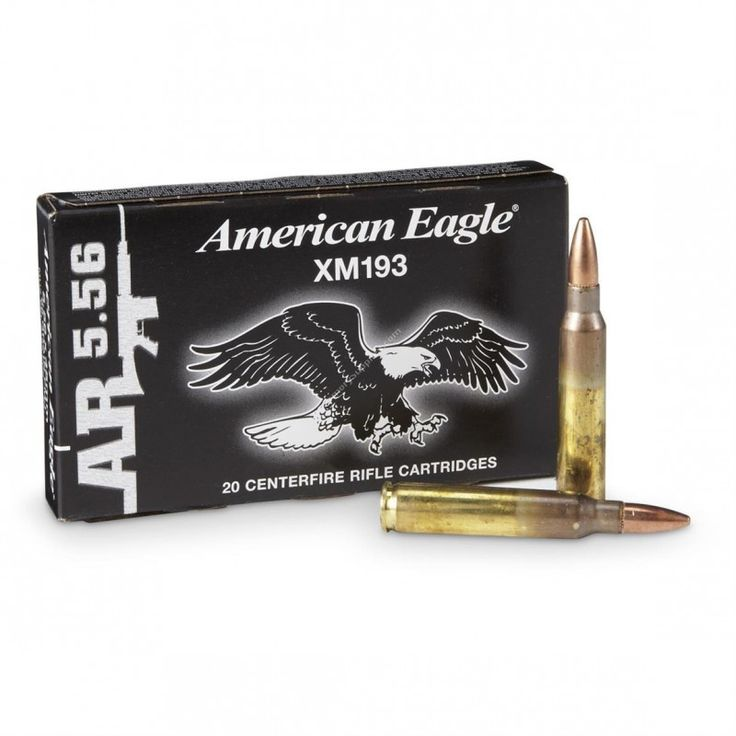 Federal A.E 5.56/.223 55Gr Fmj Ammunition moves with impressive speed at a muzzle velocity of 3,165 feet per second.