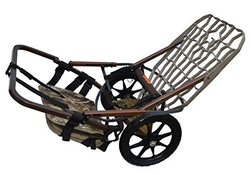 Sherpa Game Cart - Lone Wolf Tree Stand Model