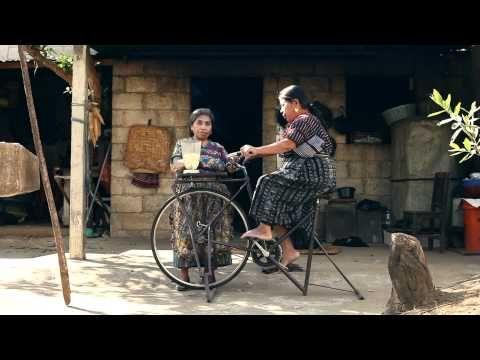 Maya Pedal: Bicimaquinas