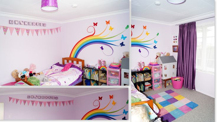 Entry from Claire bedroom #1