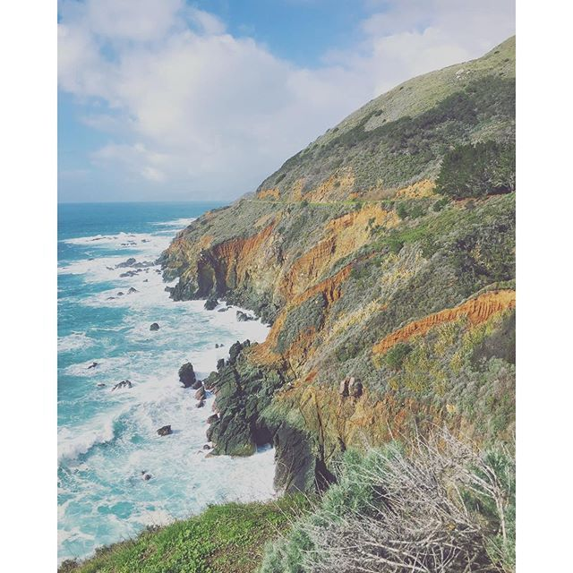 Caliparks : Julia Pfeiffer Burns State Park