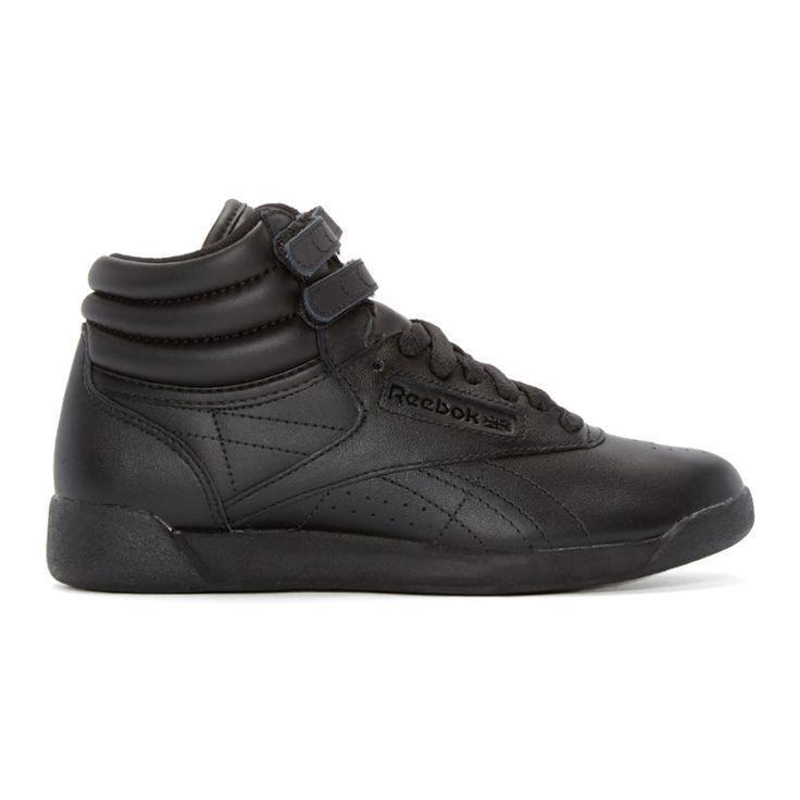 reebok classic high top sneakers
