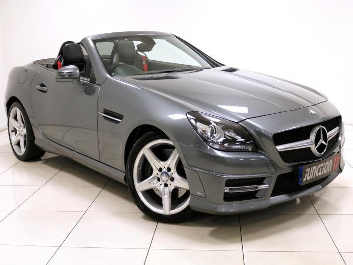 Mercedes Slk for sale in Peterborough