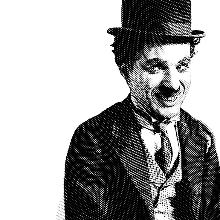 Engrave - Charlie Chaplin