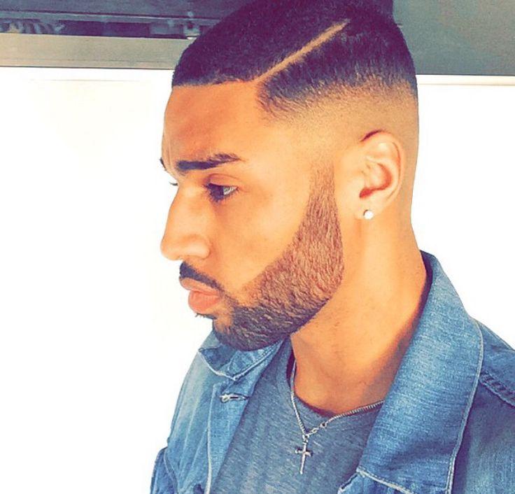 11 Best Hair Images On Pinterest Black Men Haircuts Men Hair