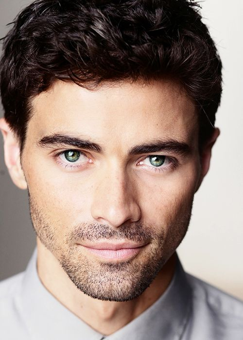 Matt Cohen. If you don't think he's hot as all hell then think he's hot as all heaven ;) Fans will understand