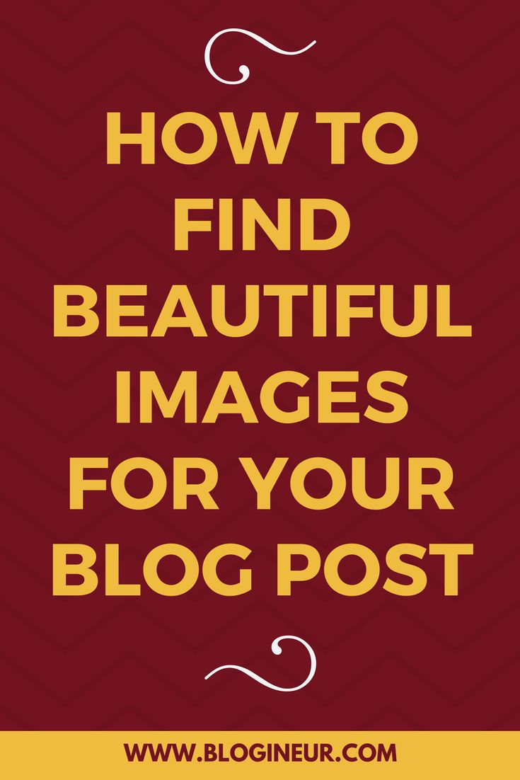 Need to find beautiful images for your blog but don't know where to find them? Check out this post where we show you where you can find what you are looking for.