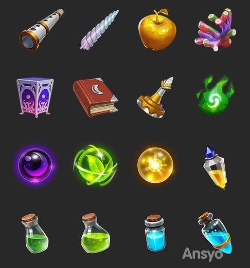 icon ANSYO QQ:44109...