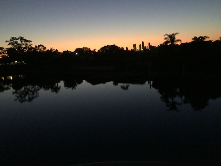 Sunrise. Favourite time.