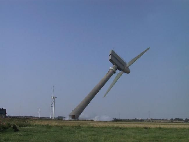 énergie éolienne fonctionnement | Eolienne fragile
