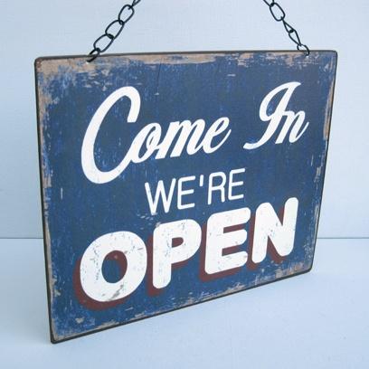 Open/Close Sign: Curioussofacom Blog, Curious Sofas, Stores Displayswindow, Open Clos Signs, Vintage Open Signs, Openclo Signs, Open Close Signs, Outdoor, Home Decor