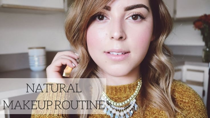 Everyday Makeup Routine | Natural Clean Look Easy, fresh, and quick makeup routine that is perfect for the office, for the busy girl or mom!