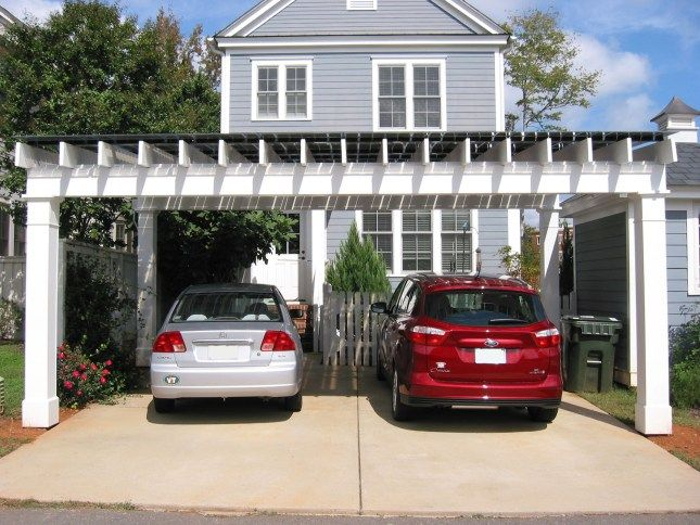 arbor designs for carports | pergola carports