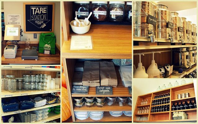 34 best images about zero waste grocery store on pinterest reuse containers cool walls and - Zero packaging grocery store ...