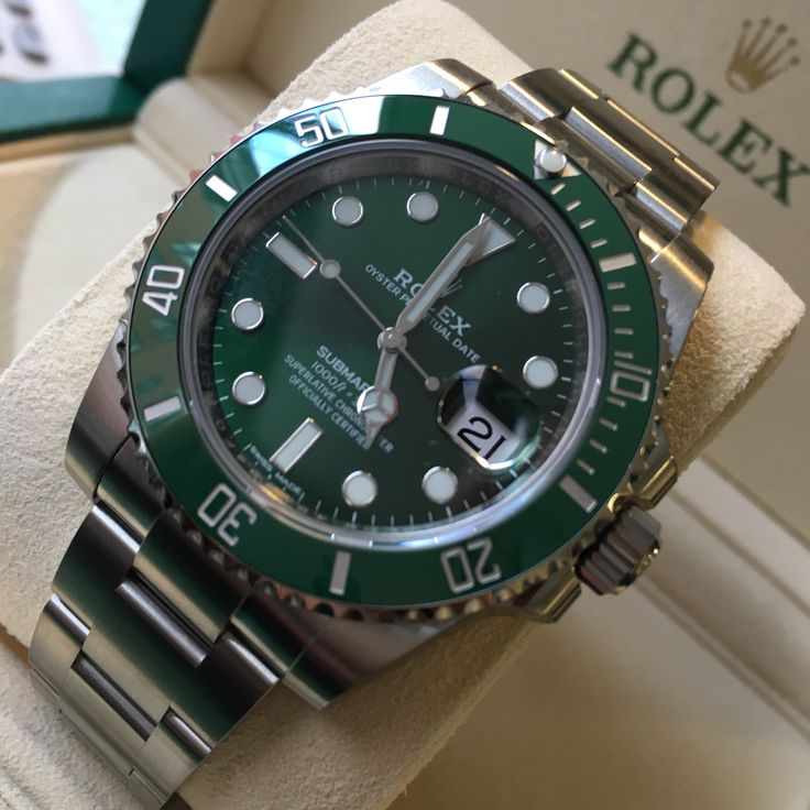 Smash it with Hulk! https://www.globalwatchshop.co.uk/rolex-submariner-hulk-116610lv.html Available now!
