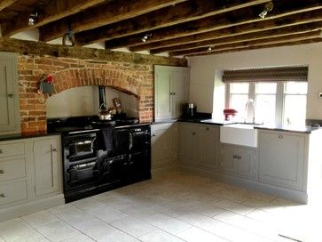 English Farmhouse kitchen