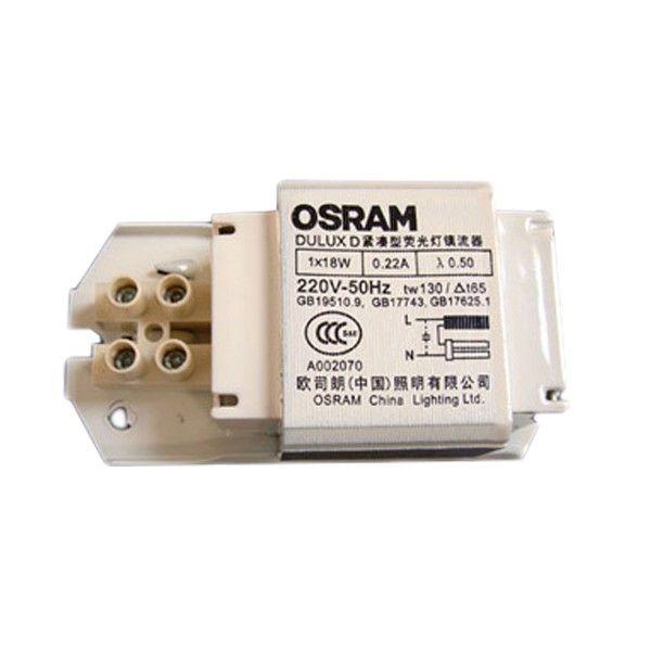 OSRAM Standard Magnetic Ballast - For CFL Compact Fluorescent Lamp.  Travo / Ballast OSRAM memiliki banyak keunggulan karena didukung oleh pengalaman yang sangat banyak dalam men-design travo / ballast untuk kebutuhan konsumen.  http://lampu.com/ballast-travo/135-osram-standard-magnetic-ballast-for-cfl-compact-fluorescent-lamp-.html  #osram #ballast #travo