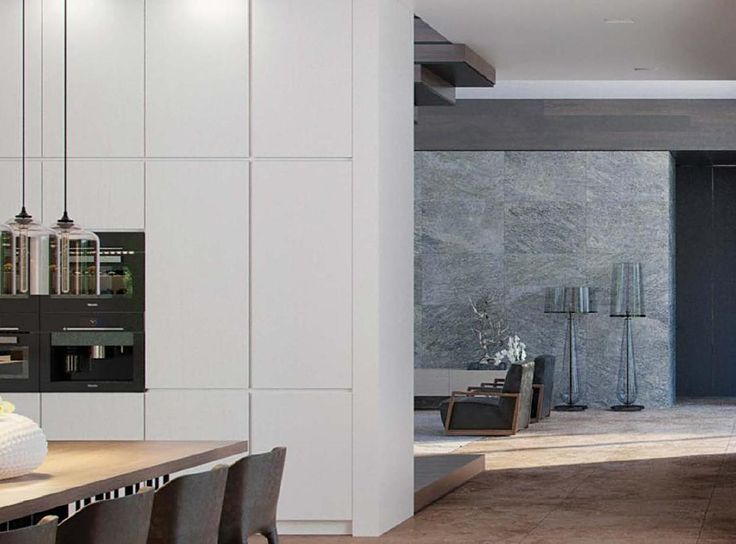150 best kuch images on Pinterest | Contemporary kitchens, Flat ...