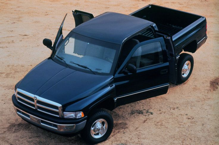 Dodge Ram 1500 Quad Cab '1994–2001