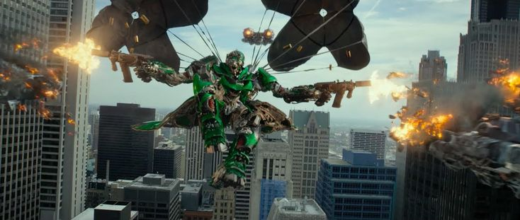 Is it just me or do the #transformers look even more fake now? Transformers: Age of Extinction Big Game Spot