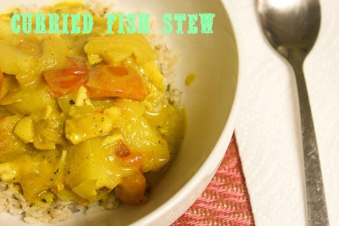 Curried Fish Stew Trinidad Recipes
