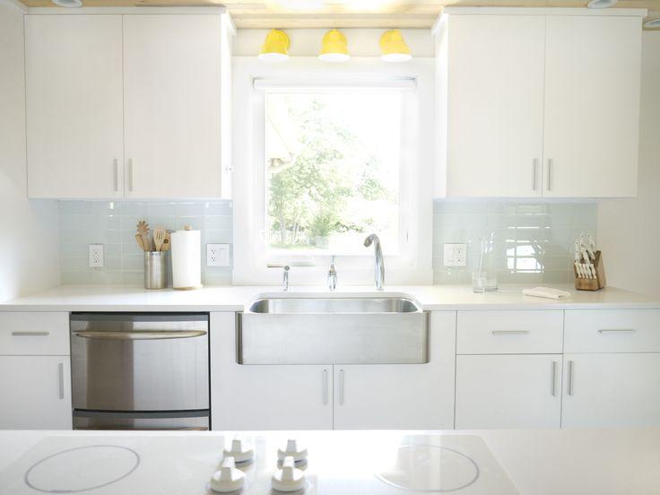 Kitchen Backsplash Glass Subway Tile 486 best kitchen tile images on pinterest | glass subway tile