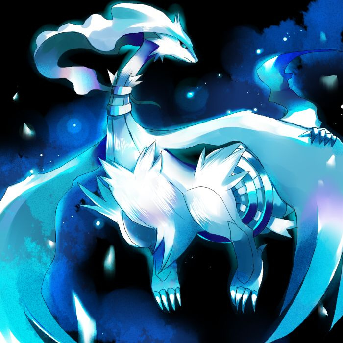Reshiram. Don't forget to like this Pokemon Facebook page for more cool Pokemon content: http://www.facebook.com/shinydragonairx