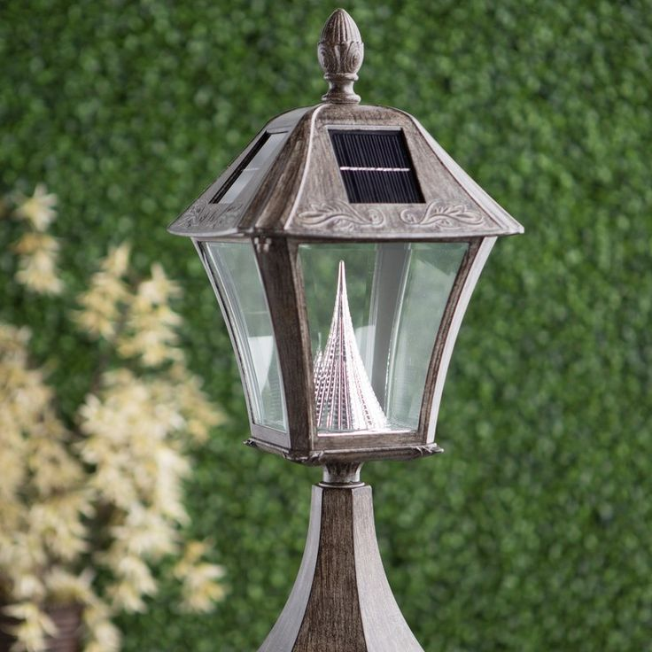 11 Best Solar Carriage Lanterns Images On Pinterest