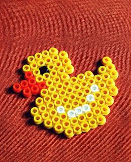 78 Best Images About Perler Biggie Bead Patterns On