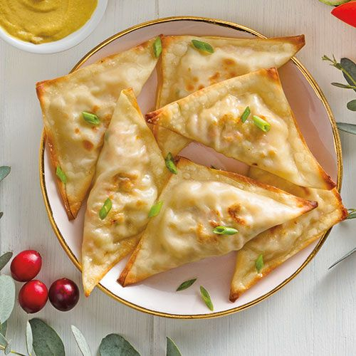 Find more healthy and delicious diabetes-friendly recipes like Devin Alexander's Party Wontons on Diabetes Forecast®, the Healthy Living Magazine.